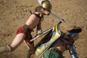 Бой Зиракса и Прискуса